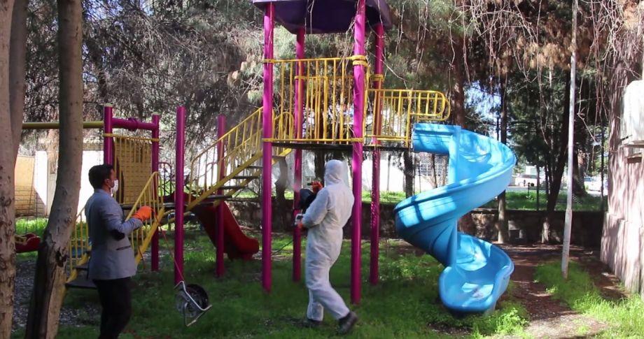 Harran'da Coronavirüs tedbirleri sıkılaştırıldı
