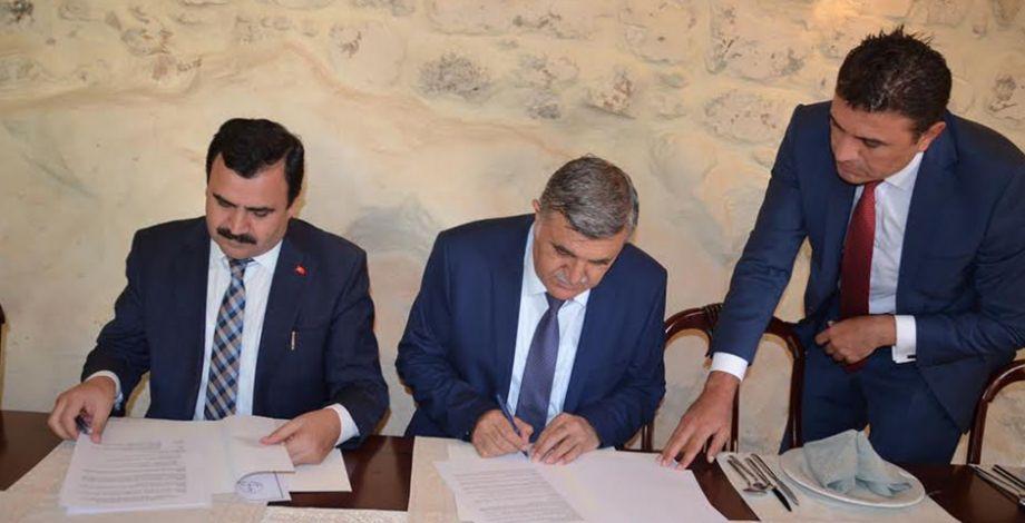HARÜSEM, Milli Eğitim Müdürlüğü ile protokol imzaladı