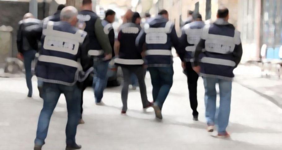 DHKPC operasyonunda 16 gözaltı