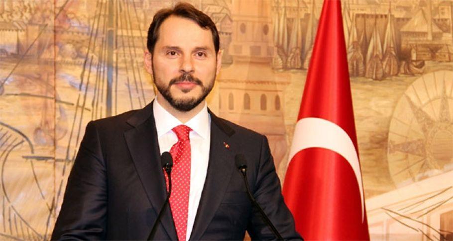 Hazine ve Maliye Bakanı Berat Albayrak'tan Önemli Açıklamalar!