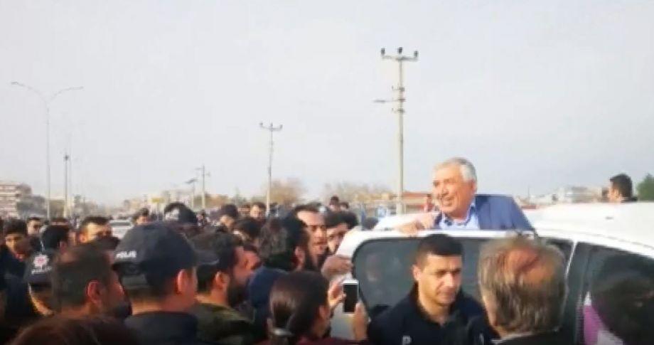 HDP'li eski Siirt Belediye Başkanı Şanlıurfa'da tutuklandı
