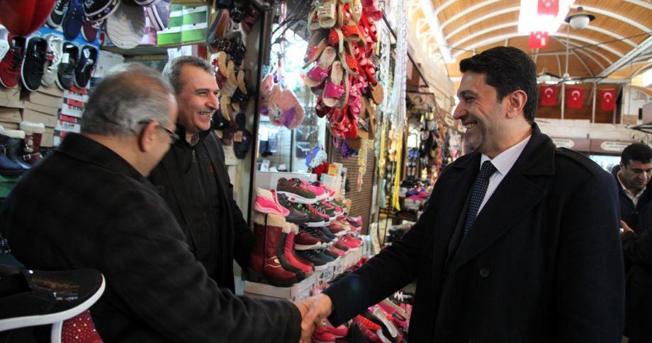 Hekimoğlu:''Cennet ve Cehennem hiç bir partinin tekelinde degildir''