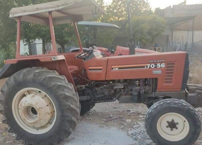 Hilvan'da traktör hırsızlığı