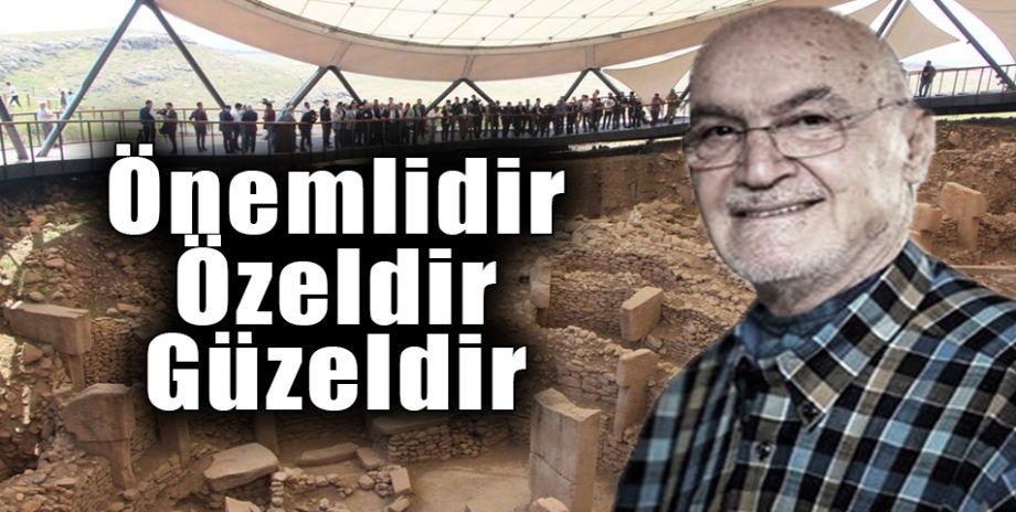 Hıncal Uluç'tan 'Göbeklitepe' yazısı