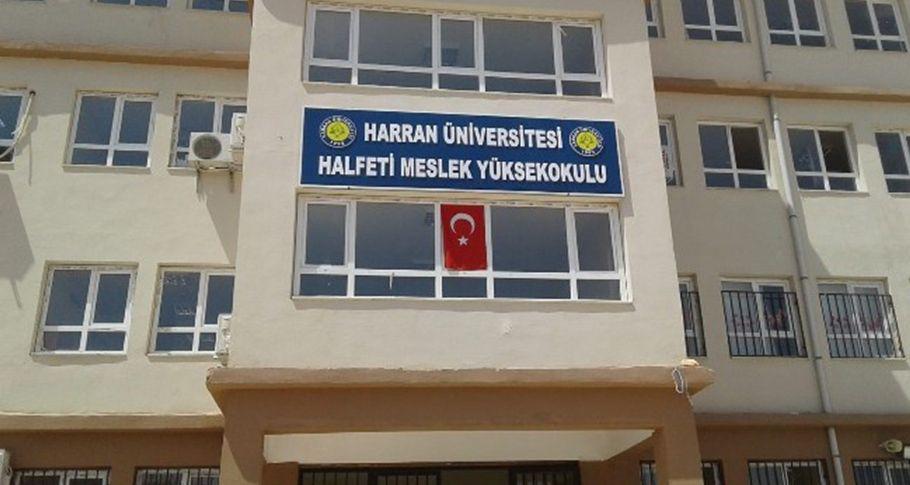 HRÜ Halfeti Meslek Yüksekokulu hizmete açıldı