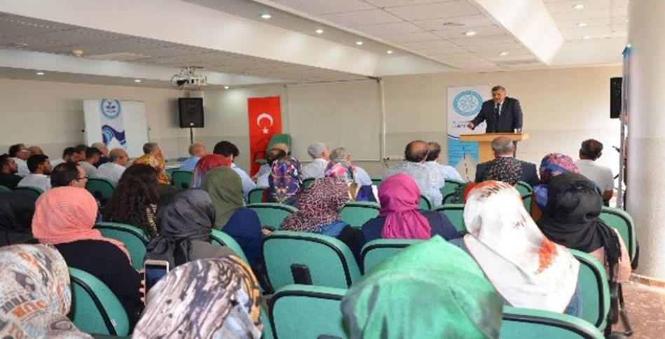 HRÜ İlahiyat Fakültesi yeni eğitim öğretim yılı açıldı