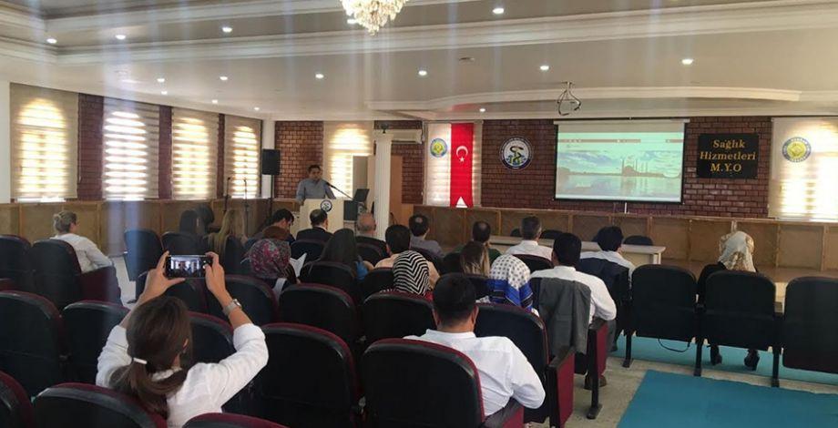HRÜ'de Uluslararası İslam Dünyası Sağlık Turizmi Konferansı yapıldı