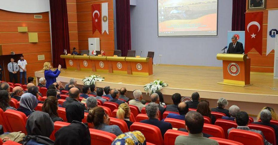 HRÜ'de Uluslararası Tarım Politikaları Sempozyumu