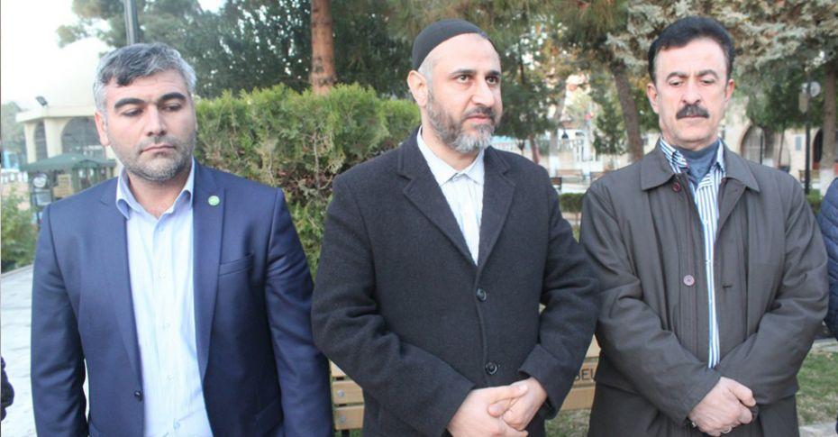 HÜDA PAR'dan 'Kudüs' açıklaması