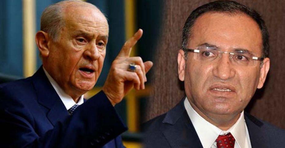 Hükümetten Bahçeli'nin erken seçim teklifine jet yanıt