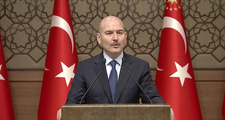İçişleri Bakanı Soylu'dan çok sert tepki! 'Cehennem'e sürüleceksiniz'