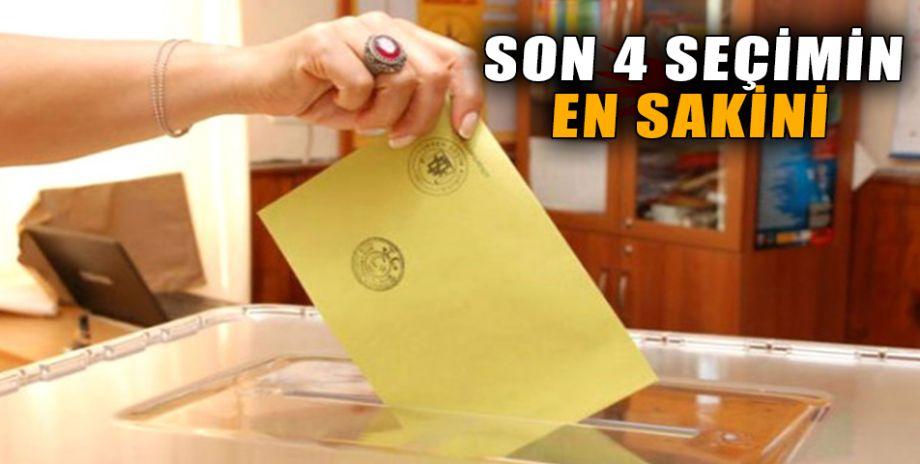 İçişleri Bakanlığı Seçimin Adli Bilançosunu Açıkladı!