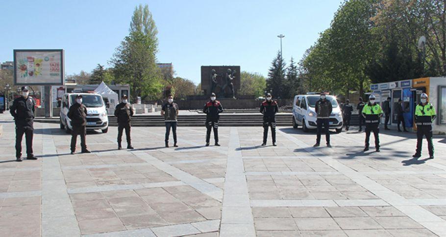İçişleri Bakanlığından 81 ilde eş zamanlı Güven Huzur uygulaması