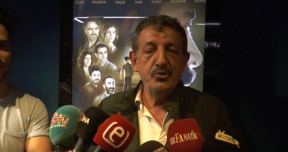 İki Gözüm Ahmet filmi, özel gösterimi yapıldı