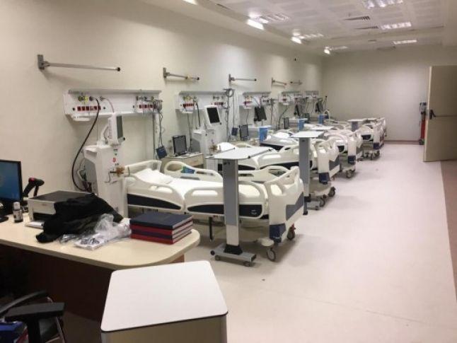 İl Sağlık Müdürü duyurdu: Yeni yoğun bakım ünitesi açıldı