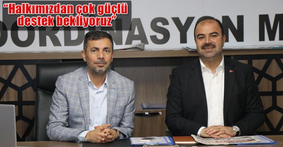 İl SKM Başkanı Abdurrahman Kırıkçı'dan seçim açıklaması