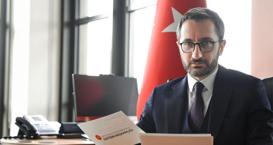 İletişim Başkanı Altun: 'Avrupalılar, teröristlere karşı adım atma konusunda sessizlik içindeler'