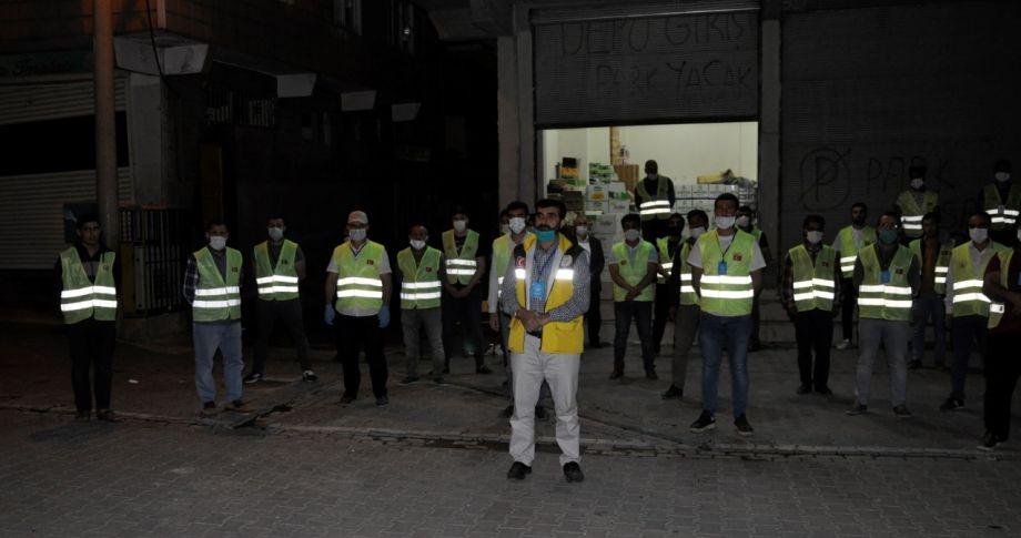 İNFAK-DER'den İdlib'e 17. insani yardım TIR'ı