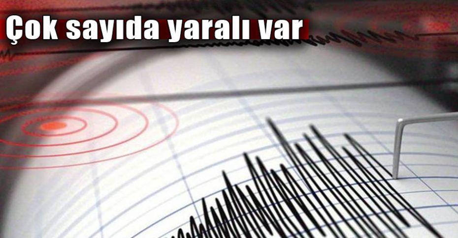 İran'da 4.8 büyüklüğünde deprem!