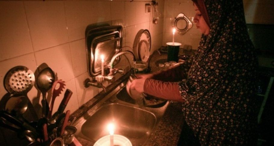 İran'da canlı yayında elektrik kesildi