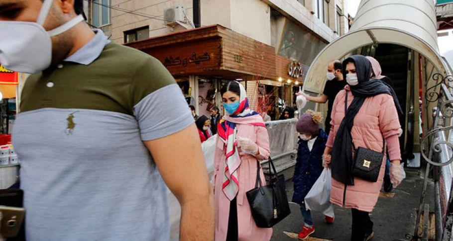 İran'da ölenlerin sayısı 2 bin 77'ye yükseldi