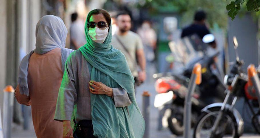 İran'da son 24 saatte korona virüs kaynaklı 153 ölüm