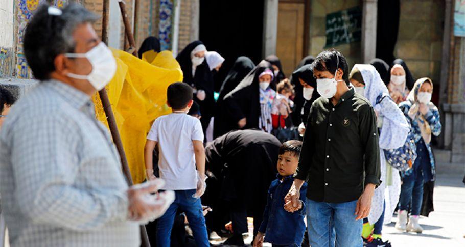 İran'da vaka sayısı yeniden artışa geçti
