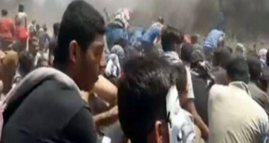 İsrail askerinin ateşi sonucu bir Filistinli hayatını kaybetti