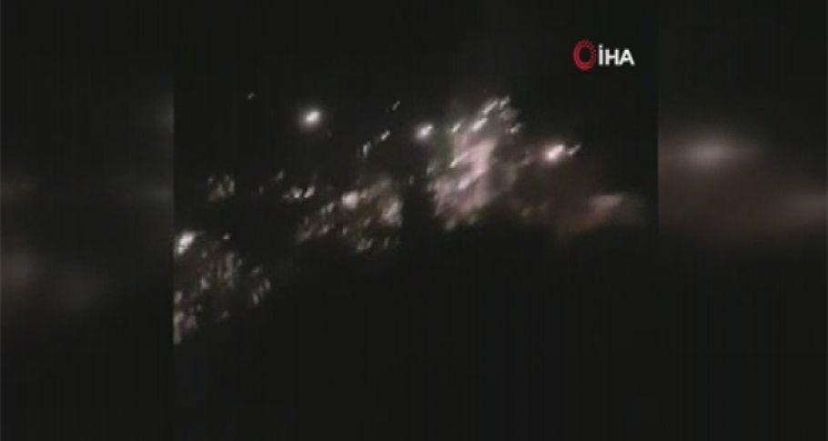 İsrail Gazze'yi vurdu: 4 yaralı