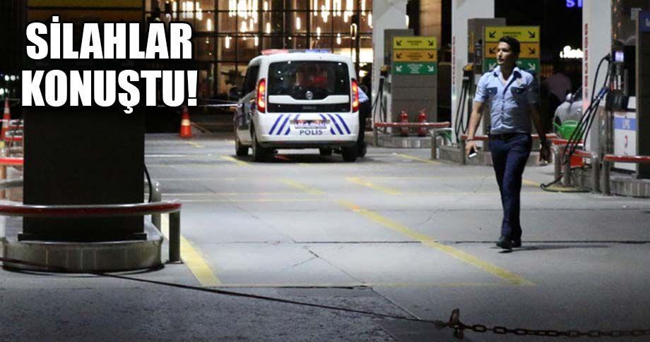 İstanbul'da akaryakıt kavgası kanlı bitti