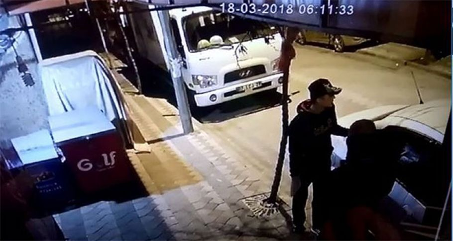 İstanbul'da gasp dehşeti