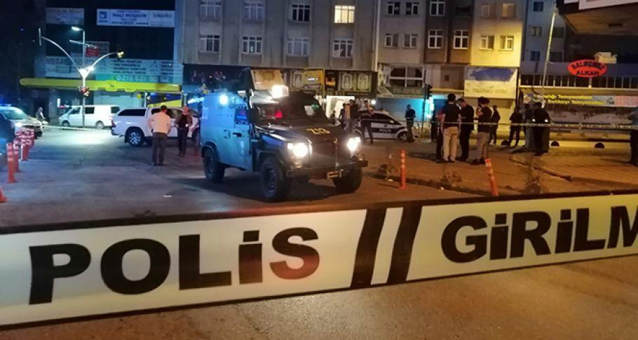 İstanbul'da molotof kokteyli saldırı polisi harekete geçirdi