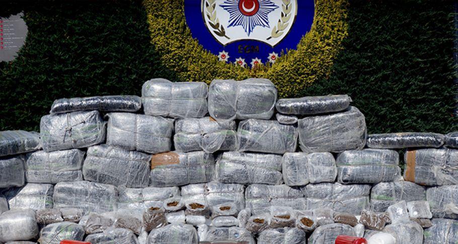 İstanbul'da son yılların en büyük uyuşturucu operasyonu