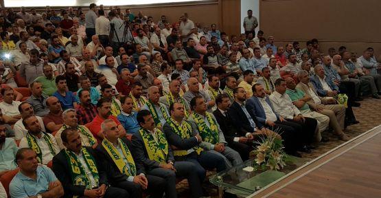 İşte Urfaspor'un yeni yönetimi..Tam liste