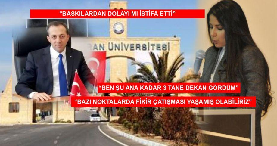 """""""Prof. Dr. Bayuk İstifaya zorlandı"""" iddiasıyla ilgili açıklama"""
