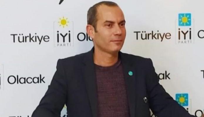 İYİ Parti'de flaş gelişme: Urfalı isim istifa etti