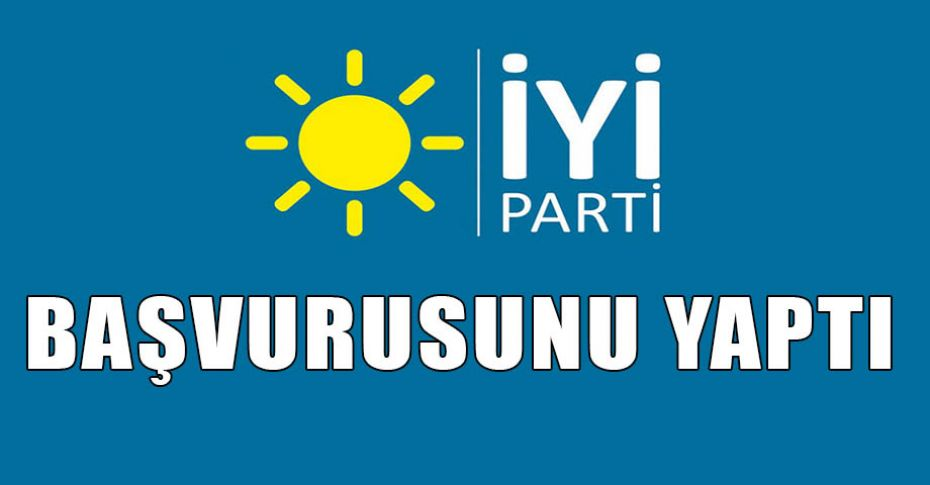 İYİ Parti Şanlıurfa Milletvekili Aday Adaylığı için sürpriz isim!