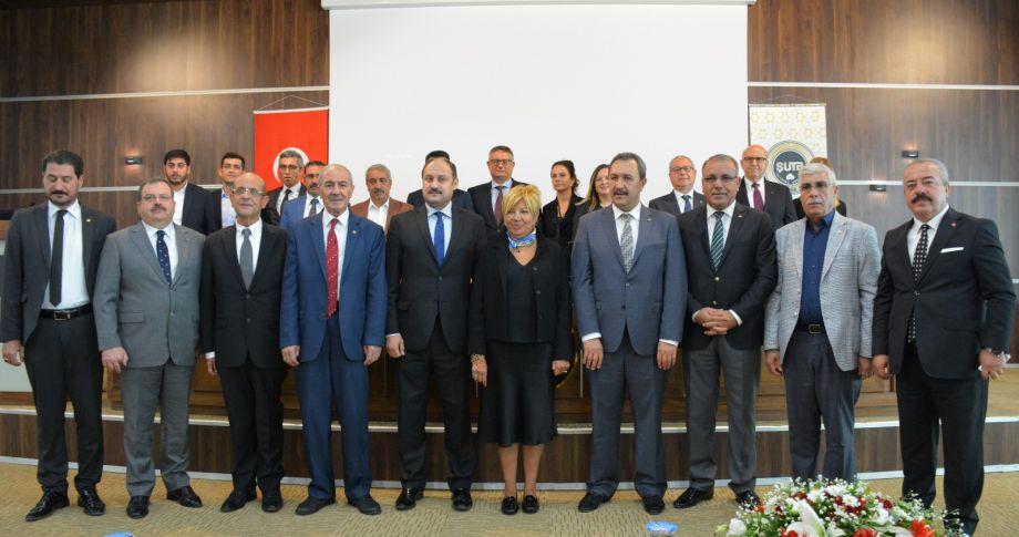 İzmir ve Şanlıurfa Ticaret Borsalarının E-ticaret Ortaklığı