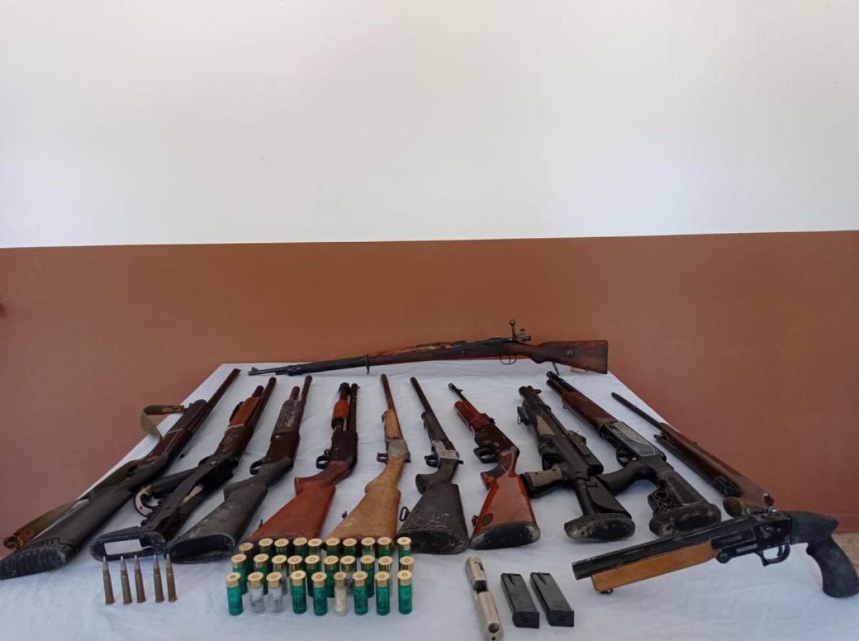 Jandarmadan silah kaçakçılarına operasyon: 2 gözaltı