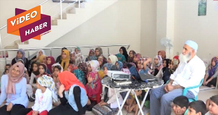 KA-DER'den öğrencilere Kur'an eğitimi