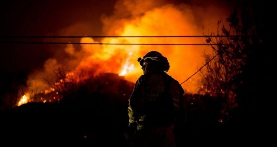 Kaliforniya'daki orman yangınlarında ölü sayısı 48'e yükseldi