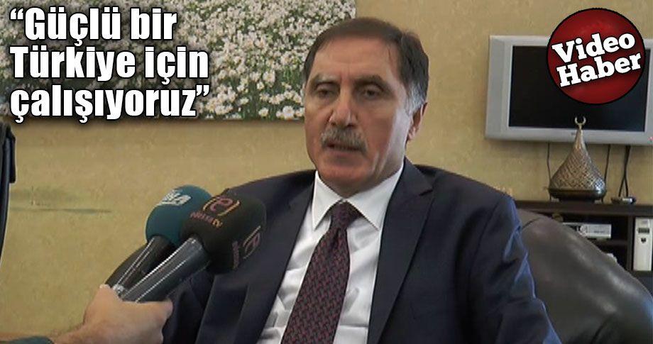 Kamu Başdenetçisi Malkoç Şanlıurfa'ya geldi