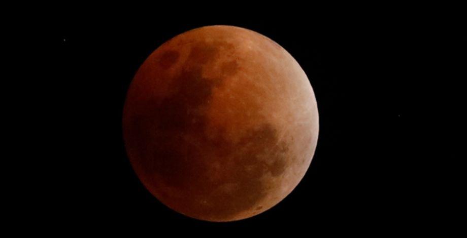 Kanlı Ay tutulması 27 Temmuz'da gerçekleşecek