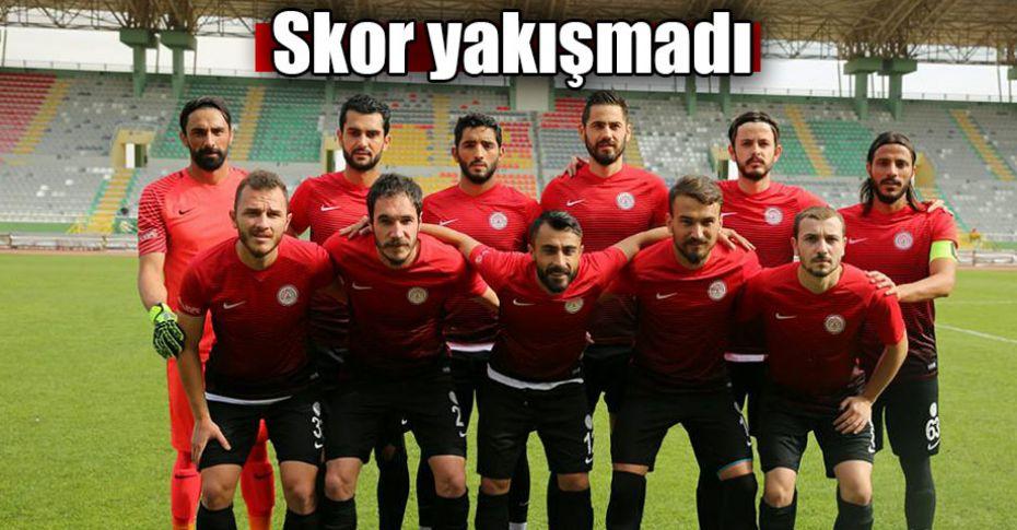 Karaköprü Belediyespor 5 maçtır kazanamıyor