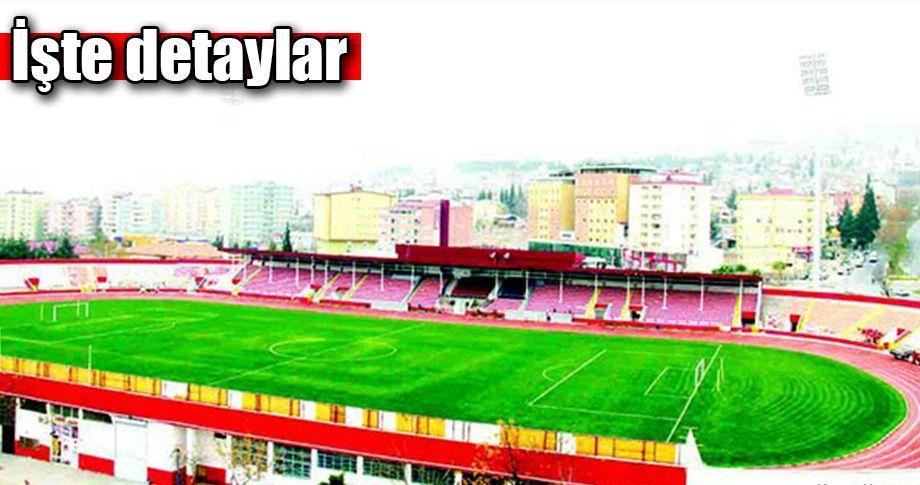 Karaköprü Belediyespor Tarsus İdman Yurdu maçı nerede oynanacak?
