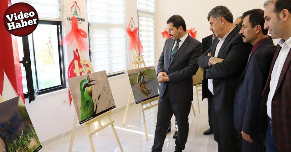 Karaköprü Okuma Evleri sanatçılara kapılarını açtı