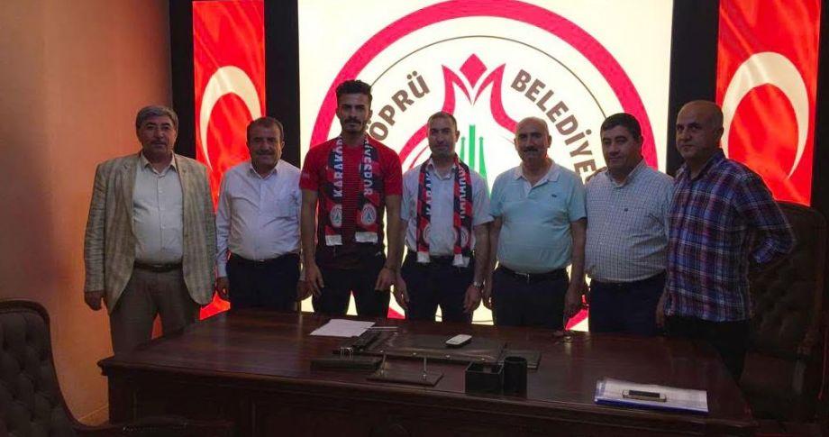 Karaköprü Spor Transfer Hamlesi