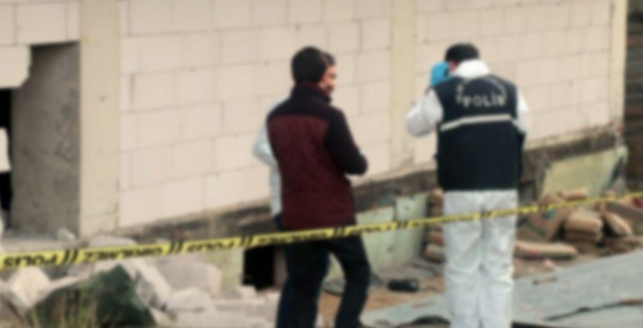 Karaköprü'de inşaat işçisi ölü bulundu!