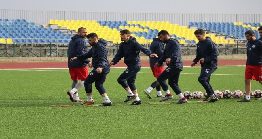 Karaköprüspor, Şile Yıldızspor maçında hedef galibiyet