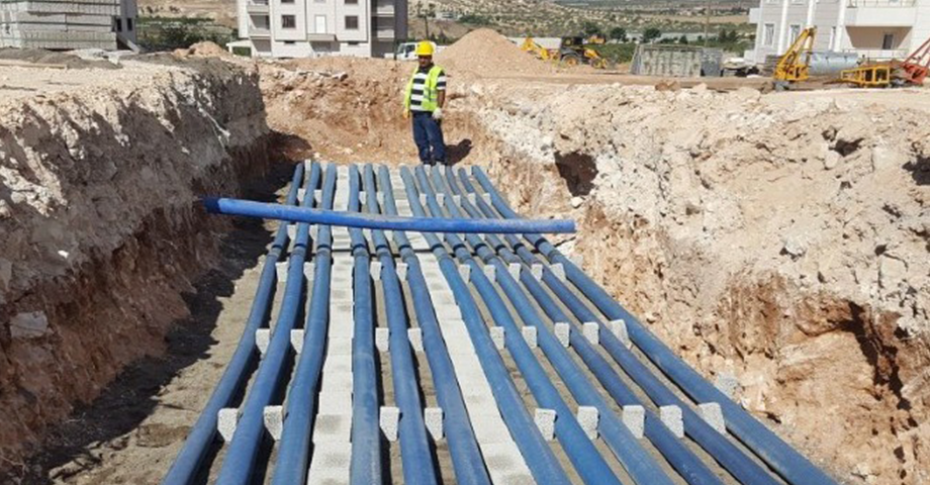 Karaköprü'ye milyonluk yatırım